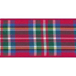 7mm Woven Tartan Ribbon by...