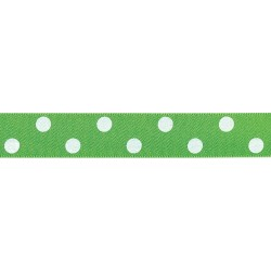 15mm Polka Dot Ribbon By...